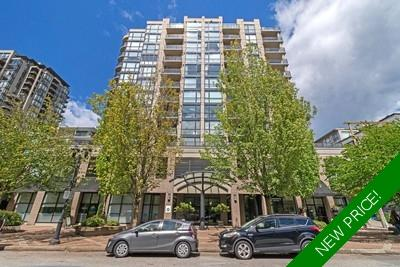 Lower Lonsdale Condo for sale: Q 1 bedroom