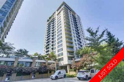 Central Lonsdale Condo for sale: 1 bedroom 524 sq.ft. Vista Place